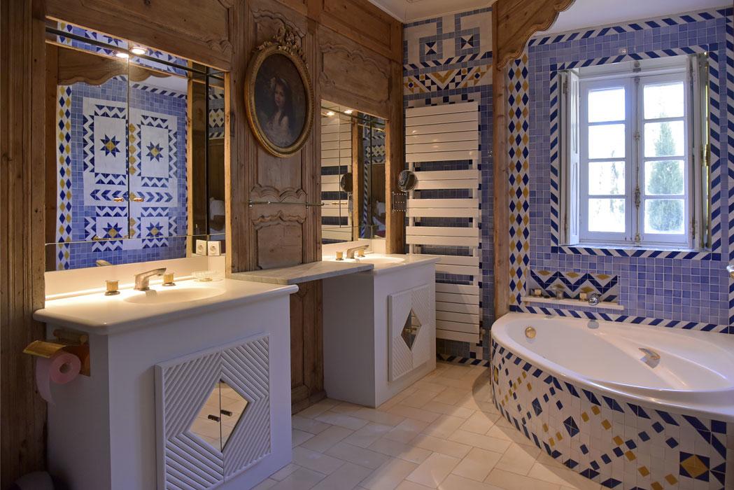 Salle de bain (Ch1 et ch2)